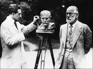 Ο Φρόιντ και η κατασκευή της εικόνας του